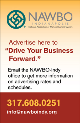 Advertise here to drive your business forward with NAWBO-Indianapolis