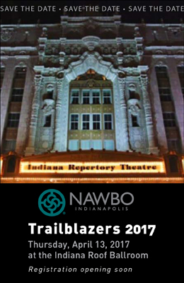 NAWBO-Indianapolis Trailblazers women business owners panel discussion 2017
