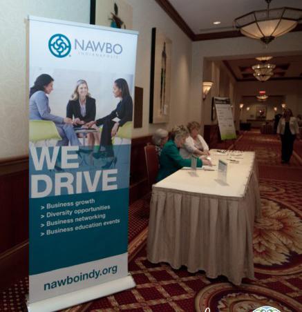 NAWBO-Indianapolis helps drive women's business forward