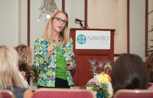 NAWBO-Indianapolis meetings offer education and inspiration for women business owners