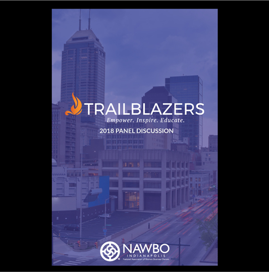 NAWBO-Indianapolis 2018 Trailblazers Program