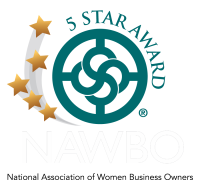 NAWBO-Indianapolis | 5 Star Chapter logo