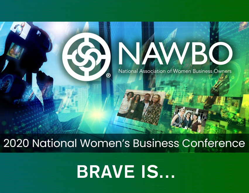 NAWBO 2020 National Women's Business Conference | BRAVE IS…
