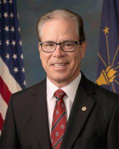 Senator Mike Braun, NAWBO-Indianapolis, women business owners