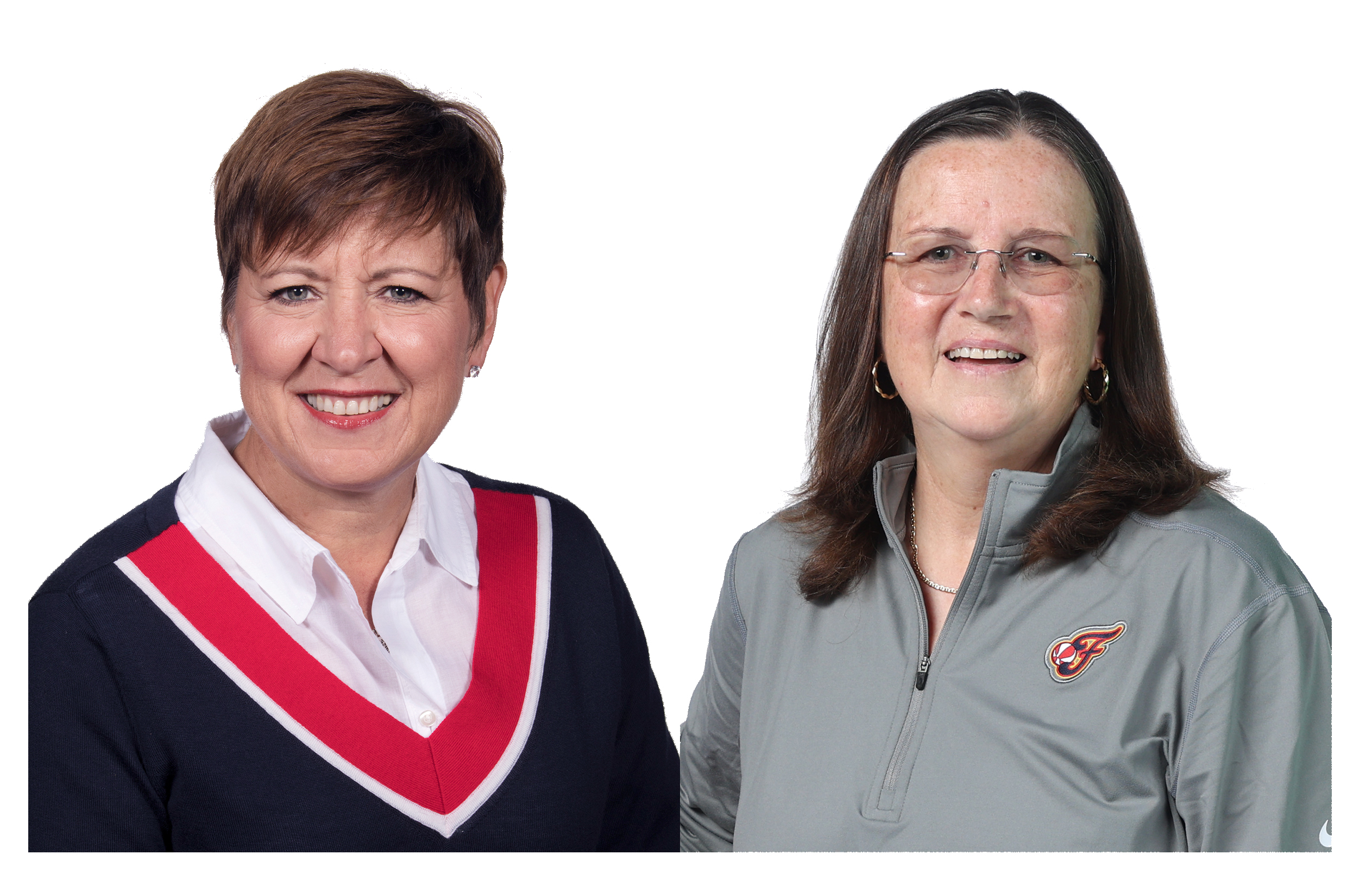 Indiana Fever | President and COO Dr. Allison Barber and Coach Marianne Stanley