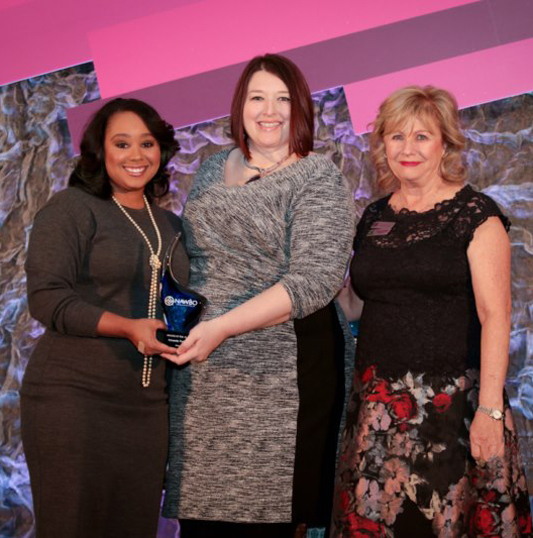 NAWBO-Indianapolis Avatar of the Year award winner