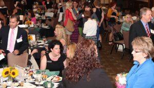 NAWBO-Indianapolis luncheon and networking