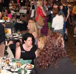 NAWBO-Indianapolis luncheon and networking
