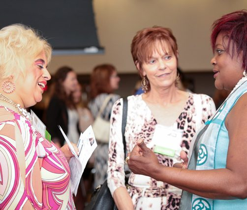 NAWBO-Indianapolis Circle for Learning networking women business owners