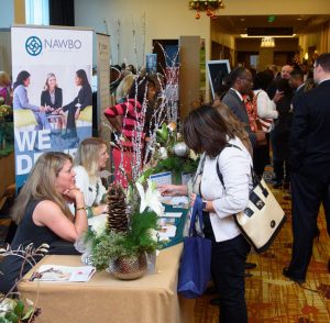 NAWBO-Indianapolis Visionary Awards Program Advertising and Event Exhibitors