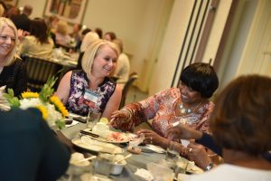 NAWBO-Indianapolis women business owners meeting for lunch