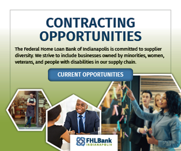 FHLBI | 2020 Supplier Diversity Contracting Opportunities