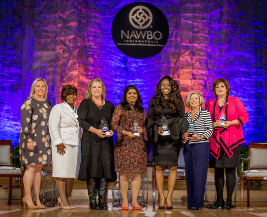 NAWBO-Indianapolis | Trailblazers 2018 Panelist Lineup with Jessica Nickloy and Tammy Butler-Robinson